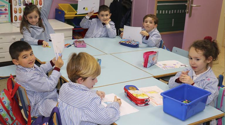Educación Especial en Colexio San Jorge