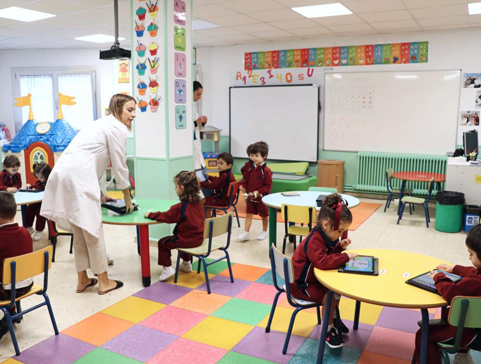 Información General Educación Infantil
