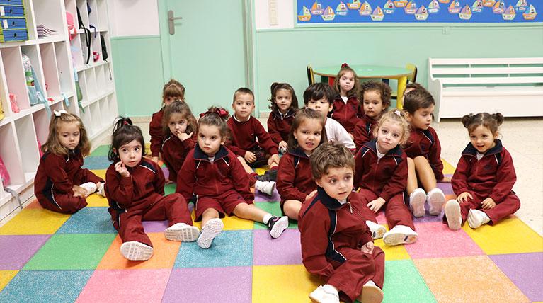 Educación Infantil en Colexio San Jorge