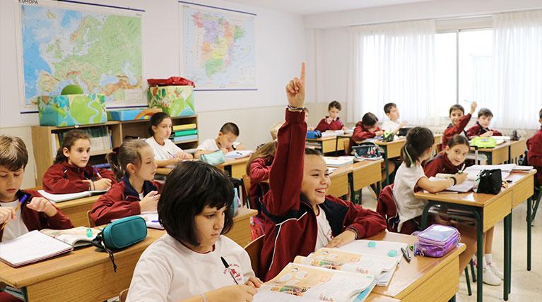 Educación Primaria en Colexio San Jorge