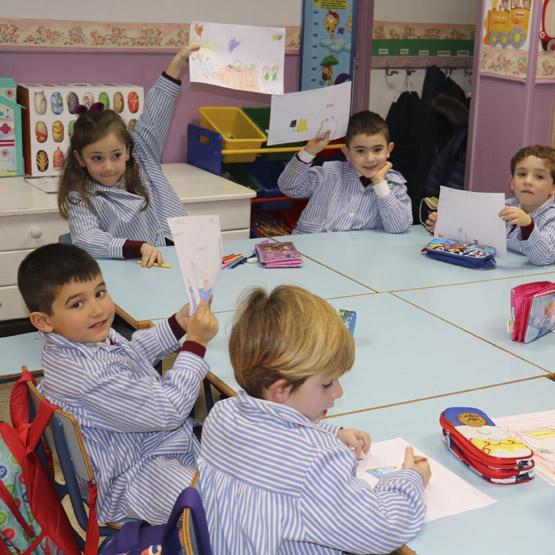 Educación Especial Colexio San Jorge