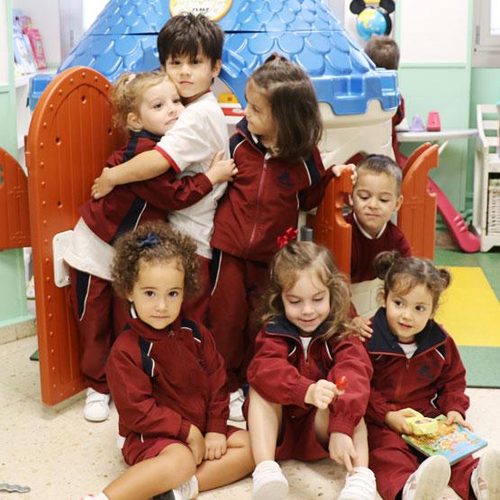 Educación Infantil Colexio San Jorge