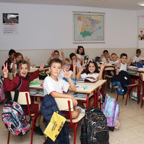 Educación Primaria Colexio San Jorge