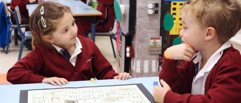 Metodología Educación Infantil