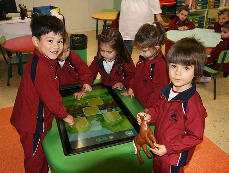 Colexio San Jorge apuesta por un proyecto educativo innovador