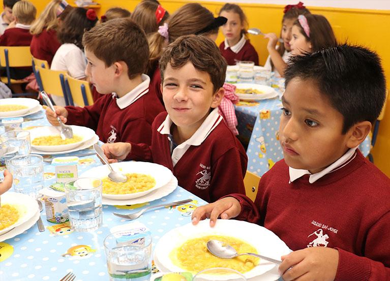 Comedor Escolar Colexio San Jorge